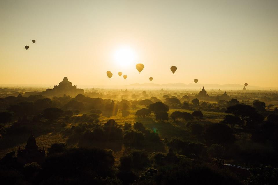 Birmanie bagan