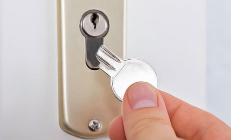 clef cassée
