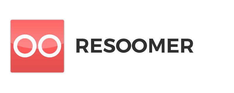 Les raisons d'utiliser le logiciel Resoomer